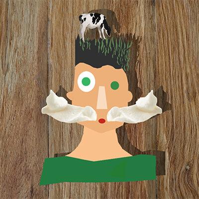 Dairy-produce-illustration-by Angeles Nieto