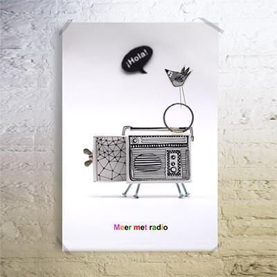 meer-met-radio-by-Angeles Nieto