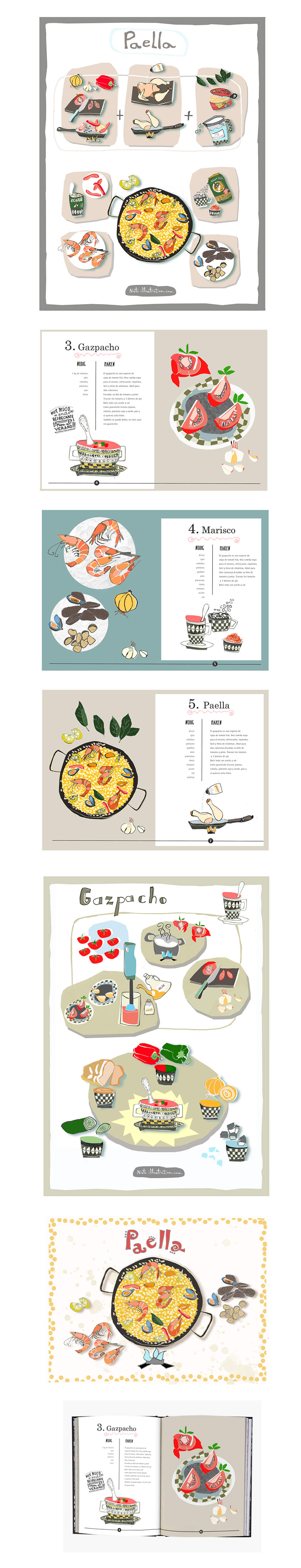 infographics illustration by Angeles Nieto