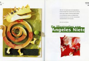 Article about Angeles Nieto